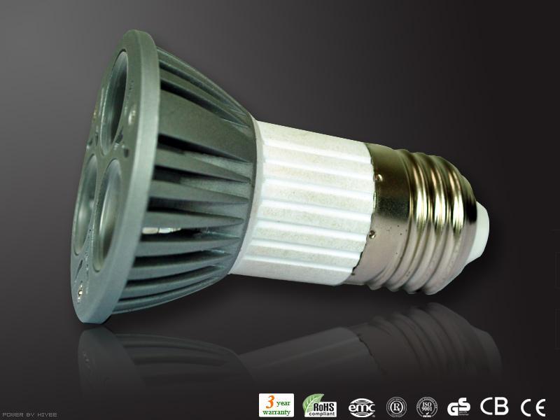 LED plantelys pære 3 watt E14 | Norges billigste kvalitets drivhus og lysthus, LED plantelys og ...