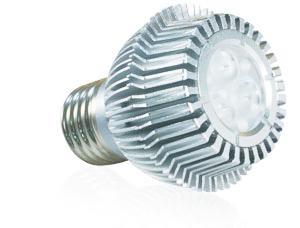 LED plantelys pære 6 watt E27 | Norges billigste kvalitets drivhus og lysthus, LED plantelys og ...